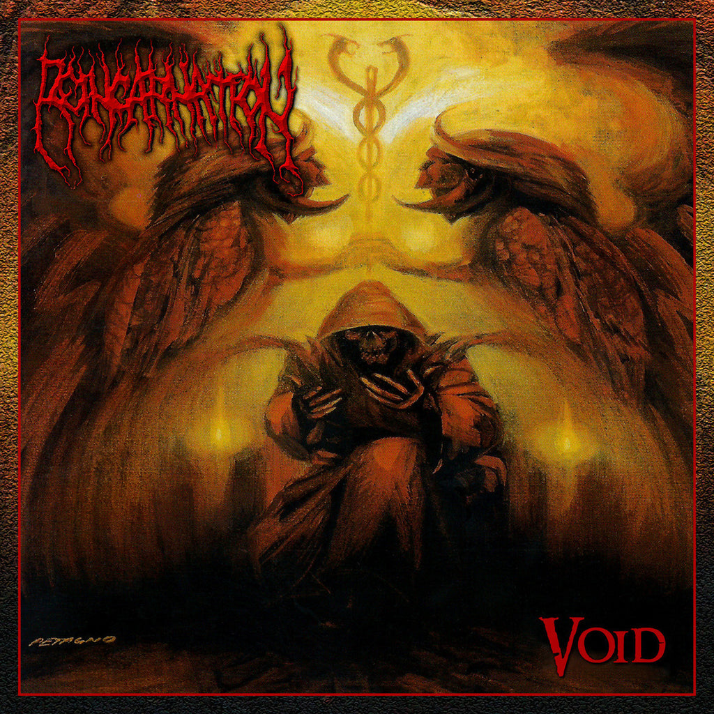 Reincarnation- Void (Discography) CD on Xtreem Music