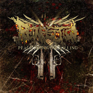 REINFECTION- Peace Through Killing Discography CD