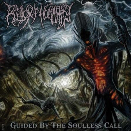 Relics Of Humanity- Guided By The Soulless Call CD on Amputatedv