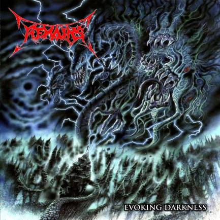 Remains- Evoking Darkness + Of Death CD on Winter Wolf Rec.