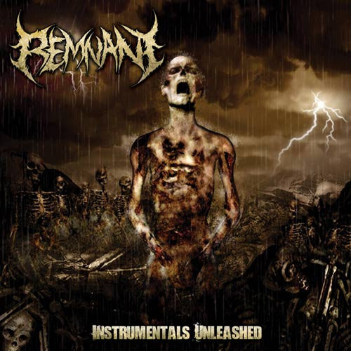Remnant- Instrumentals Unleashed CD on Ghastly Music
