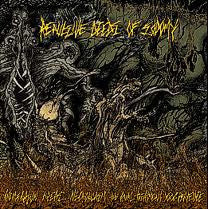 Repulsive Deeds Of S*domy- Incineration / Necrorgasm.. Split CD