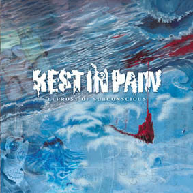 Rest In Pain- Leprosy Of Subconscious CD