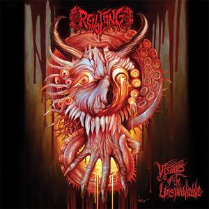 "Revolting- Visages Of The Unspeakable 12"" LP VINYL"