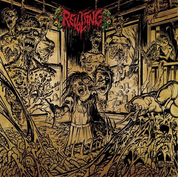 Revolting- The Terror Threshold DIGI-CD on Ablaze Prod.