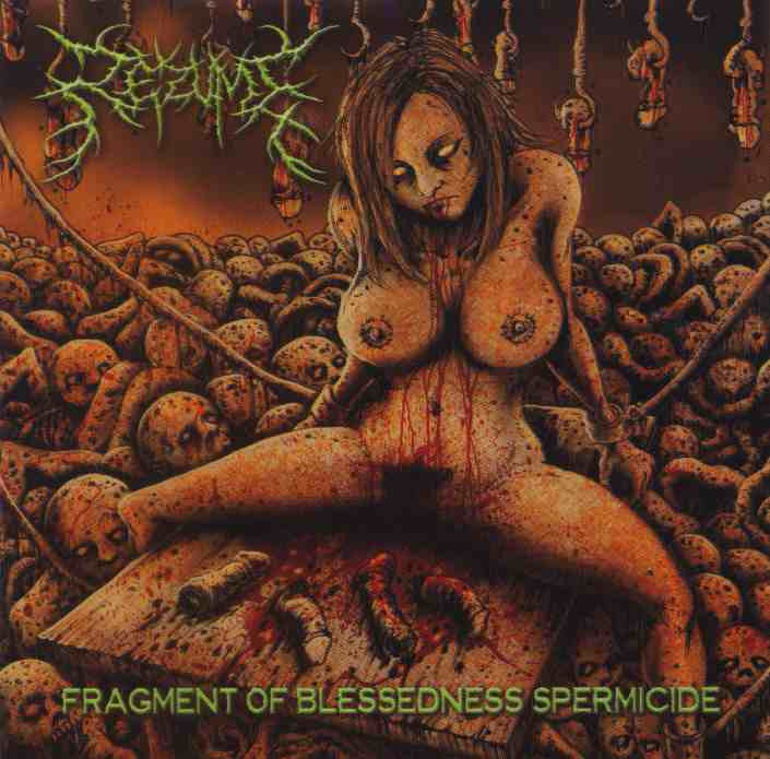 Rezume- Fragment Of Blessedness Spermicide CD on Prime Cuts Music
