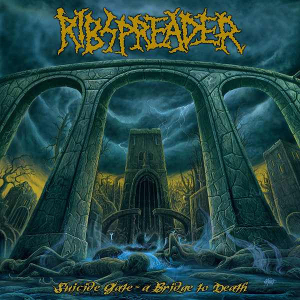 Ribspreader- Suicidal Gate, A Bridge To Death CD on Xtreem Music