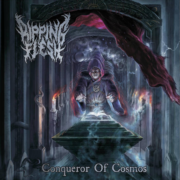 Ripping Flesh- Conqueror Of Cosmos CD on Coyote Rec.