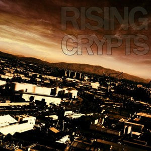 Rising Crypts- 1013 CD on Traumatic Rec.