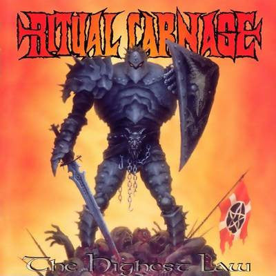 Ritual Carnage- The Highest Law CD on Osmose Prod.