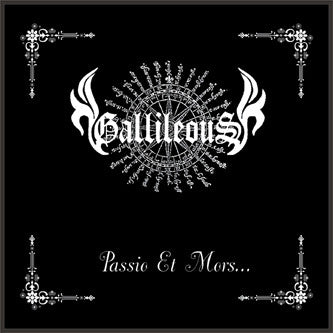 Gallileous- Passic Et Mors CD on Red Rum666
