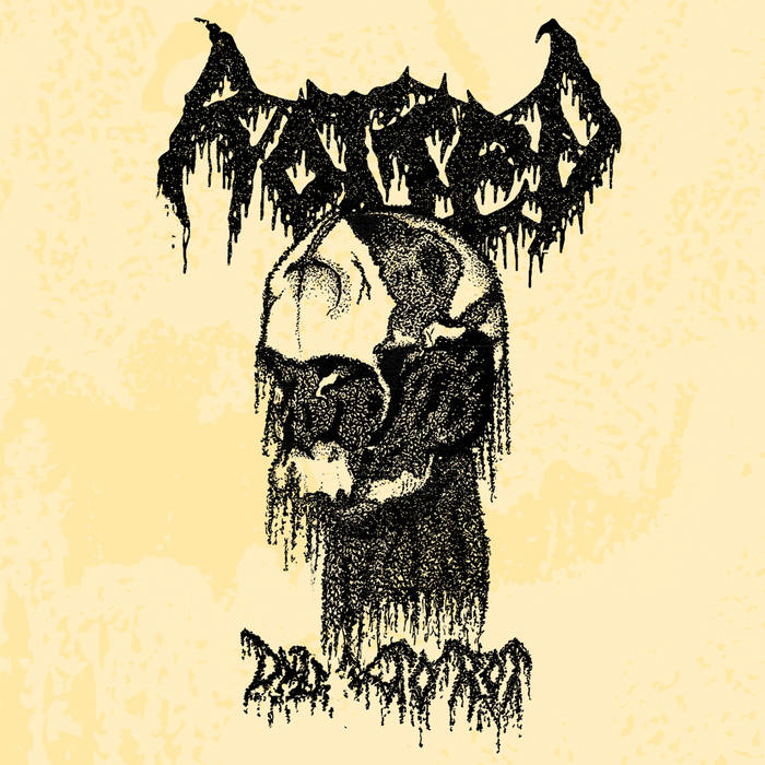 Rotted- Dying To Rot DIGI-CD on Maggot Stomp