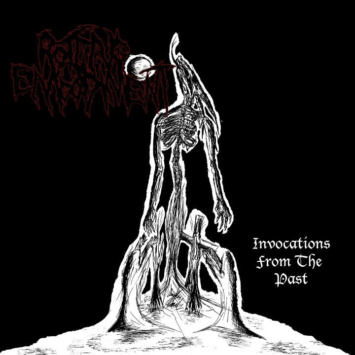 Rotting Embodiment- Invocations From The Past MCD Self Released