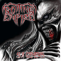 Rotting Empire- Sui Generis CD on Rebirth The Metal