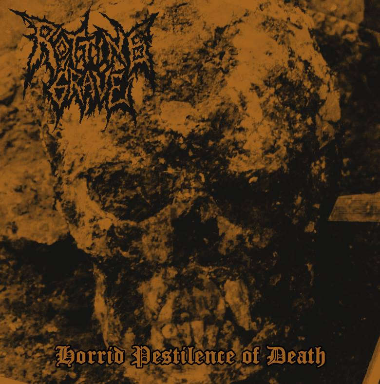 Rotting Grave- Horrid Pestilence Of Death CD on Death In Pieces Rec.