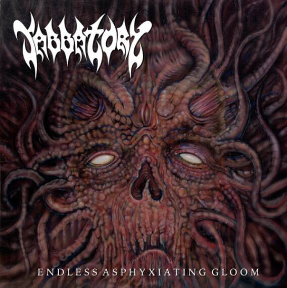 Sabbatory- Endless Asphyxiating Gloom CD on Unspeakable Axe Rec.