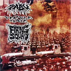 Sabu / People H*te / Firing Squad- Split CD on Everydayhate Rec.