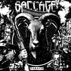 Saccage- Vorace CD on PRC Music
