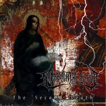 SACRAMENTAL BLOOD / HERETICAL GUILT / BLASPHERERION- Split CD