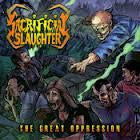 Sacrificial Slaughter- The Great Oppression CD