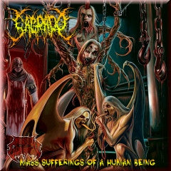 Sagrado- Mass Sufferings Of A Human Being CD on Morbid Gen.