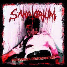 SANATORIUM- Goresoaked Reincarnation CD on SEVARED RECORDS