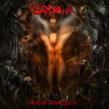SANGRENA- Blessed Black Spirit CD on Darzamadicus Rec.