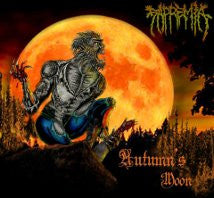 Sapremia- Autumn's Moon CD