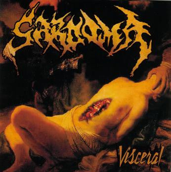 Sarcoma- Visceral CD on Concreto Rec.