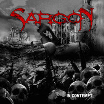 Sargon- In Contempt CD on Old Cemetery Rec.