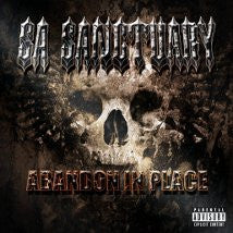 S.A. Sanctuary- Abandon In Place CD on Butchered Rec.
