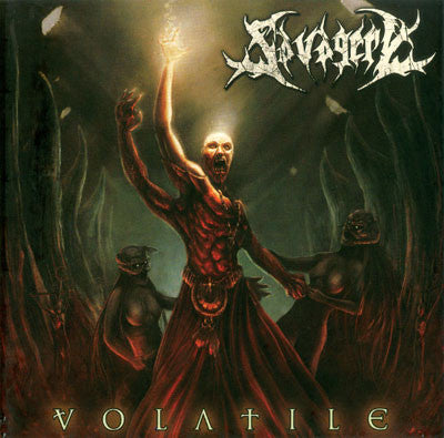 Savagery- Volatile CD on Lacerated Enemy