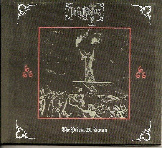 Level Blessing- S/T CD on Barbarian Rec.