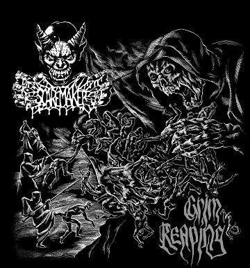Scaremaker- Grim Reaping CD on Hexamorphosis Prod.