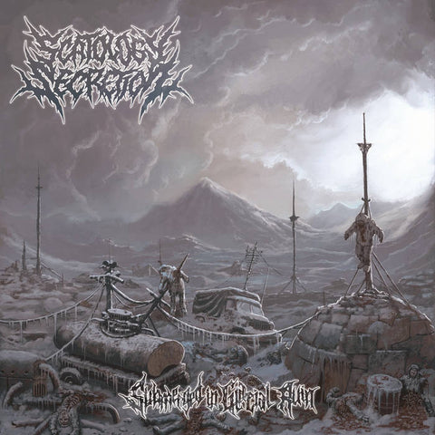 Scatology Secretion- Submerged In Glacial Ruin CD on P.E.R.