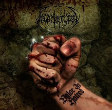 Scent Of Flesh- Valor In Hatred CD on Firebox Rec.