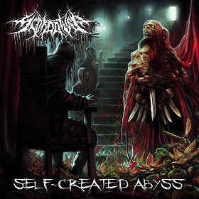 Scordatura- Self Created Abyss CD on Gore House Prod.