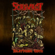 SCREWROT- Splattering C*nts CD officially Distributed by Sevared