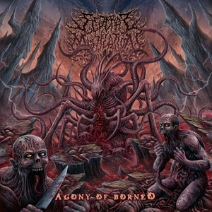Sederai Mutilation- Agony Of Borneo CD P.E.R.