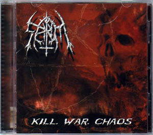 Seirim- Kill Was Chaos CD on Cudgel Agency