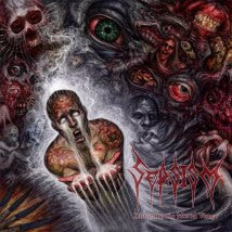 SEPSISM- Distorting The Mortal Visage CD on Sevared Rec.