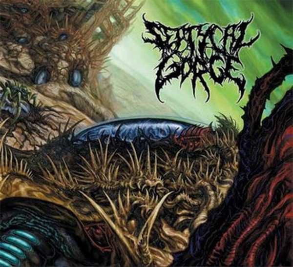 Septycal Gorge- Growing Seeds Of Decay DIGI-CD on Comatose