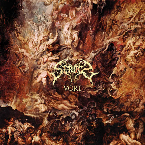 Serocs- Vore CD on Everlasting Spew