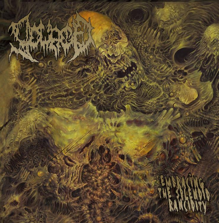Sewage- Embracing The Splendid Rancidity CD on Death Metal Industry