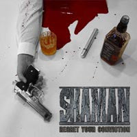 Shaman- Regret Your Conviction CD on Dope Rec.
