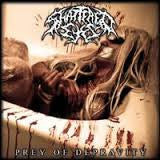 Shattered Eyes- Prey Of Depravity CD on Amputated Vein