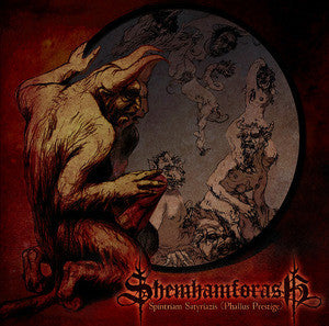 Shemhamforash- Spintriam Satyriazis.. CD on Hellthrasher Prod.