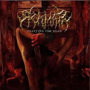 Sickmath- Feasting The Dead CD on Pieces Rec.