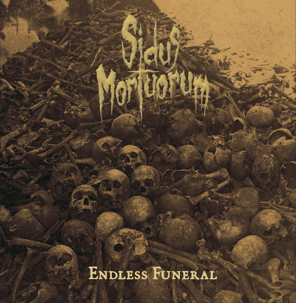 Sidus Mortuorum- Endless Funeral CD on Nocturnus Records
