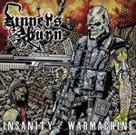 Sinners Burn- Insanity Warmachine CD on Khaos Master Prod.
